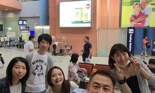 ラスベガス旅行記8 ラスベガスからバンクーバー経由で日本へ帰国