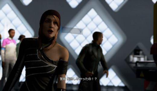 【デトロイト攻略】『交わる運命』マーカスがノースを怒らせてジェリコを追放される方法